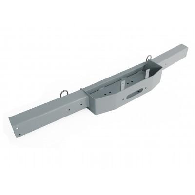 Pevnostný nárazník pre montáž navijaku