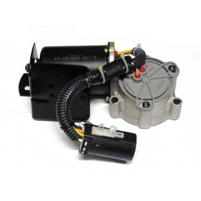 ASM motor s konzolou