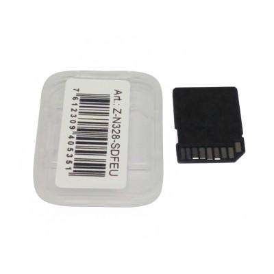 MicroSD karta s mapami