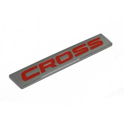 Nápis Cross